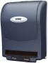 Distributrice à levier pour rouleau à essuie-mains